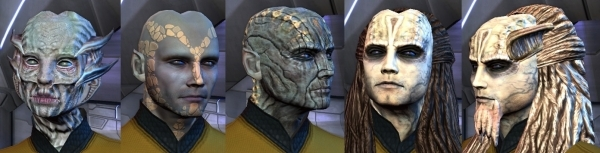 sto credits collector alien