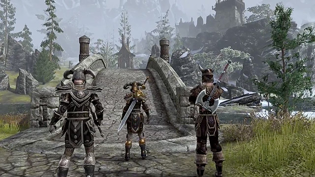 Picking Class for your new ESO Account