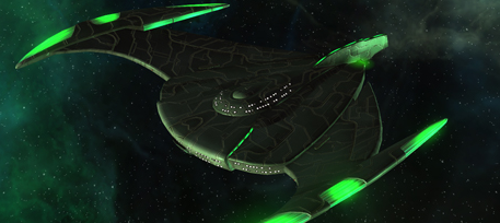 T'Varo Light War Bird for STO Credits collecting