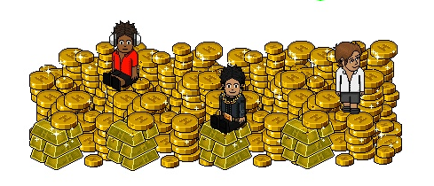 habbo coins for purchasing habbo furni