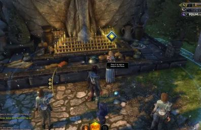 neverwinter astril diamonds in invocation