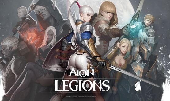 aion kinah for the legion