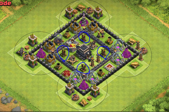 Clash-of-clans-account-raiding-guide
