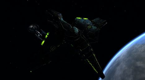 new star ships for sto credits