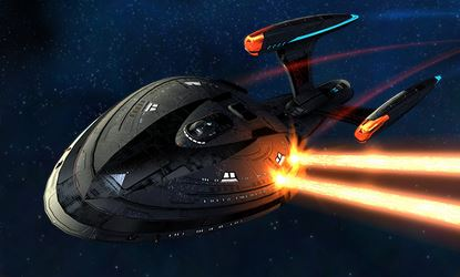sto credit hunting with the new cruiser ship