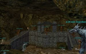chardok dungeon, the place where hunters look for everquest platinum