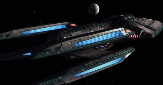 delta fleet for sto credit hunters