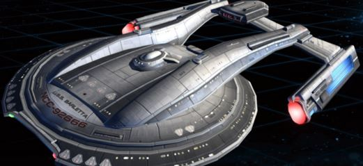 akira reworked ship for hunters of sto credits