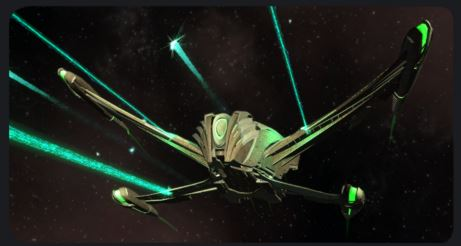 kolasi starships for hunting sto credits