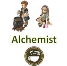 tos silver in alchemist