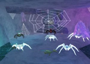 crystal caverns in hunting everquest platinum