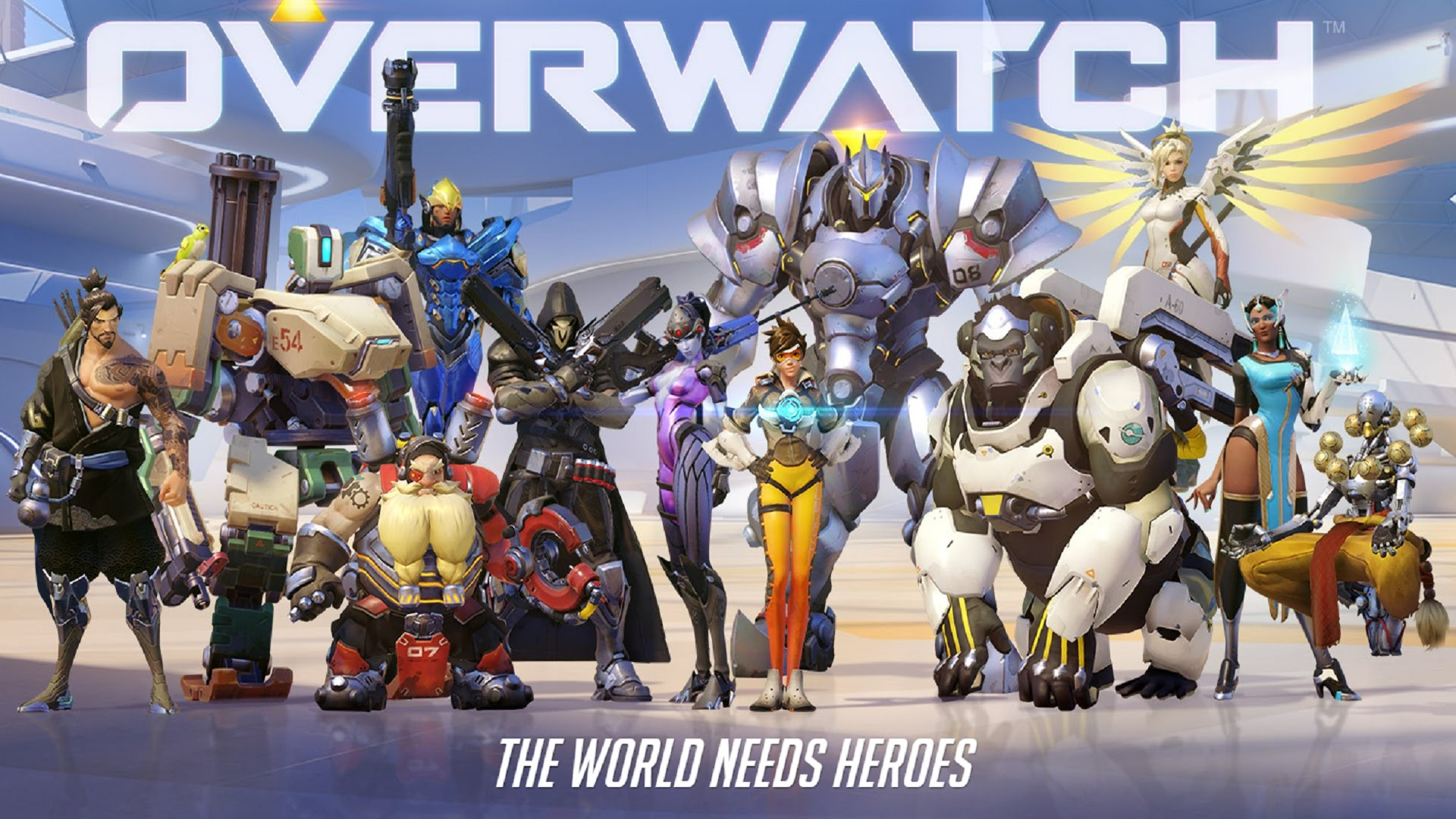 Overwatch is worth buying