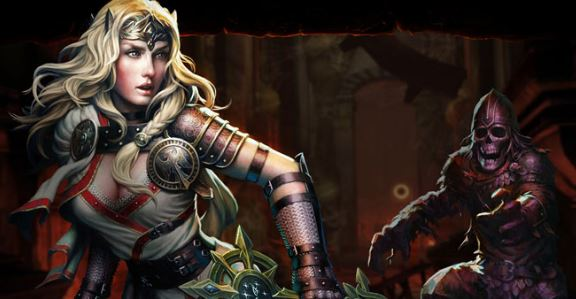 devoted cleric for neverwinter diamonds