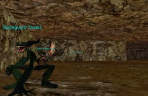 everquest items in the mines